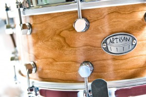 Cherry One-Ply Snare