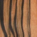 Quartered Ebony